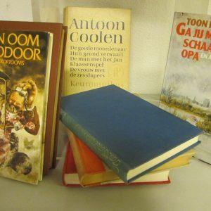 Boeken & schoolspullen (antiek)