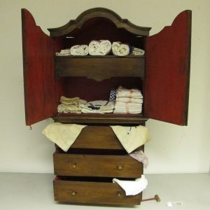 Miniatuur meubelen (antiek)