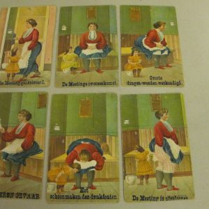 Spellen - boeken - kaarten (antiek)